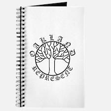 Represent Oakland Tree Light Journal