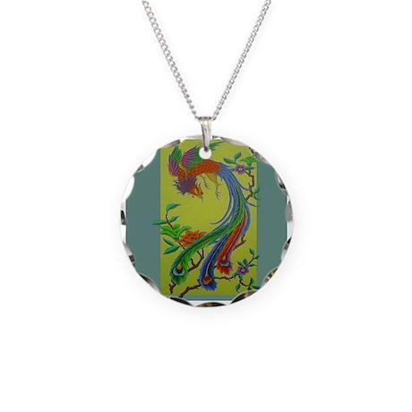 Phoenix Necklace Charm