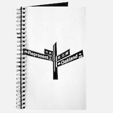 Corner of Represent and Oakla Journal