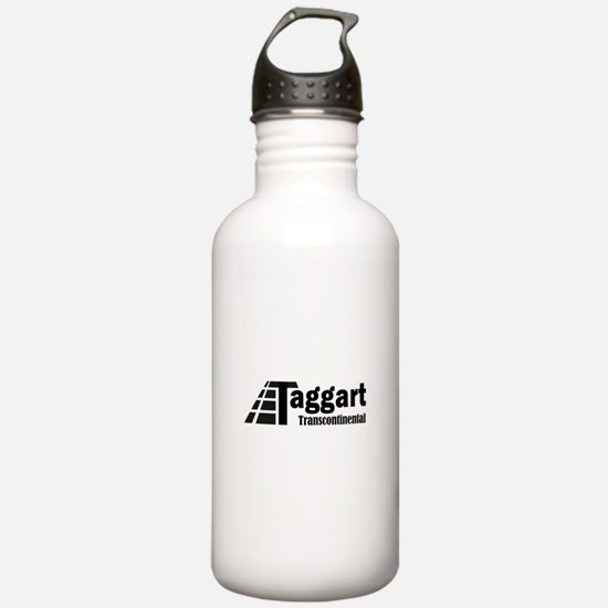 Taggart Transcontinental Blac Water Bottle