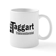 Taggart Transcontinental Blac Mug