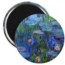 Monet - Water Lilies Magnet