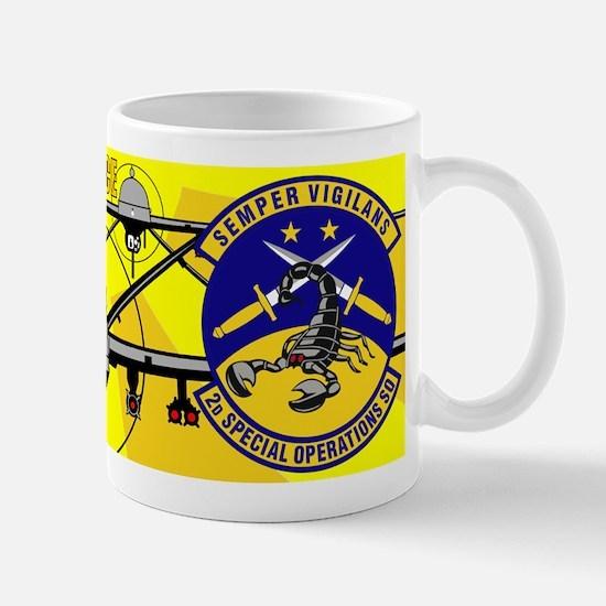 2nd SOS Mug