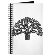 Oakland Tree (light) Journal