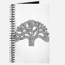 Oakland Tree (light) Journal