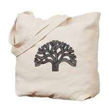 Oakland Tree (light) Tote Bag