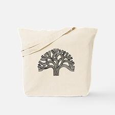 Oakland Tree (light) Tote Bag