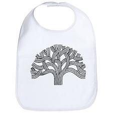 Oakland Tree (light) Bib