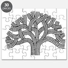 Oakland Tree (light) Puzzle