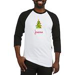 Christmas Tree Joanne Baseball Jersey