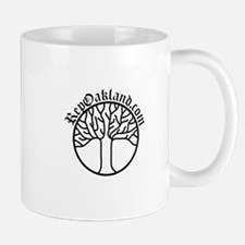 RepOakland.com Tree light (ww Mug