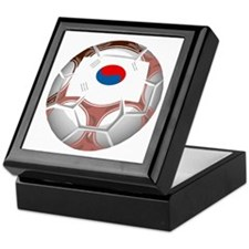 Unique German soccer Keepsake Box