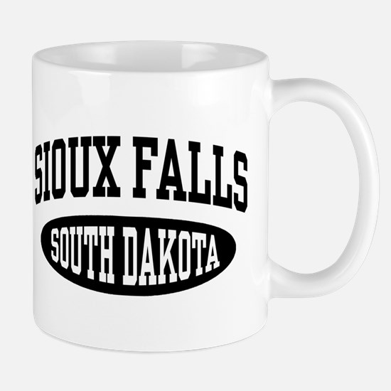 Sioux Falls South Dakota Mug