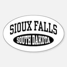 Sioux Falls South Dakota Decal