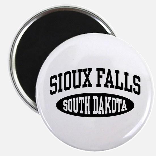 Sioux Falls South Dakota Magnet