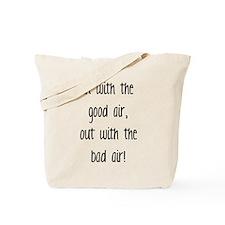 Good Air Tote Bag