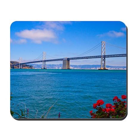 San Francisco Bay Bridge Mousepad