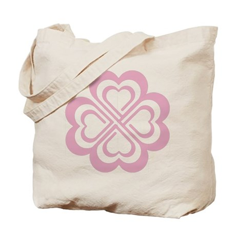 Love Clover Tote Bag