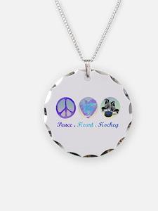 Cute Basketball heart Necklace