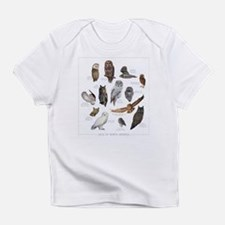 Owls of North America Infant T-Shirt