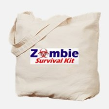 Zombie Survival Kit Bag Tote Bag