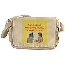 paralegal Messenger Bag