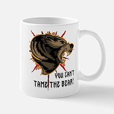 Can't tame the bear Mug