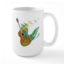 Music Guitar Melody Mug
