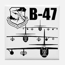 SAC B-47 Tile Coaster