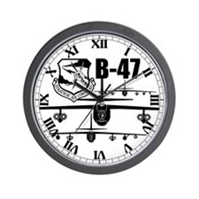 SAC B-47 Wall Clock