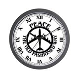B 47 stratojet Wall Clocks