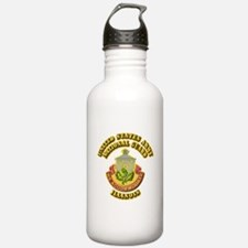 Army National Guard - Illinois Water Bottle