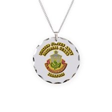 Army National Guard - Illinois Necklace