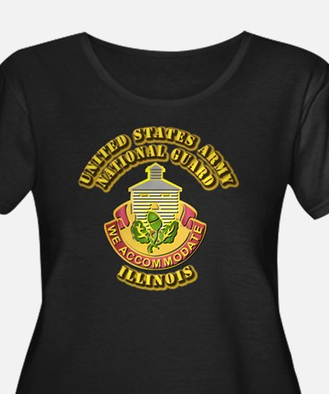 Army National Guard - Illinois T