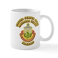 Army National Guard - Illinois Mug