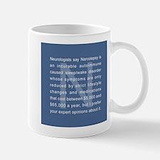 N Info Mug