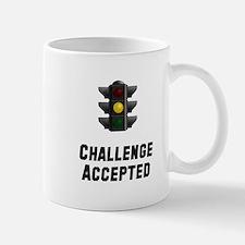 Challenge Accepted Light Mug