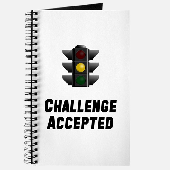Challenge Accepted Light Journal