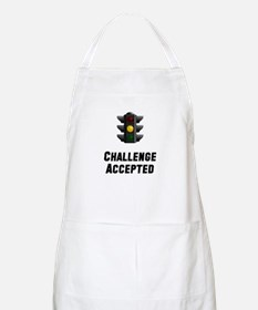 Challenge Accepted Light Apron