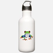 Frog Water Bottle