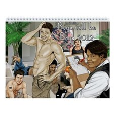 Phillip Wall Calendar