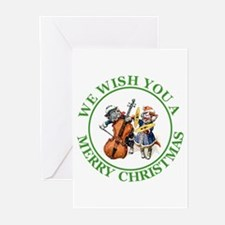 Christmas Cats Greeting Cards (Pk of 20)