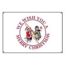 Christmas Cats Banner