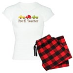 Pre-K Teacher Toys Women's Light Pajamas