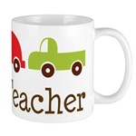 Pre-K Teacher Toys Mug