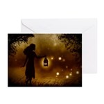 A Chance Encounter fairy Greeting Cards (Pk of 10)