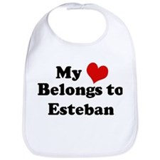 My Heart: Esteban Bib