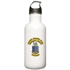 Army National Guard - Indiana Water Bottle