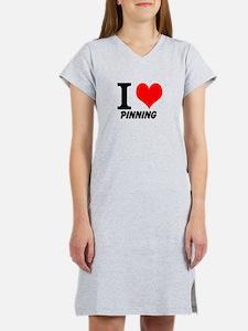 Cute Pinterest Women's Nightshirt