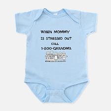 1-800-Grandma Infant Bodysuit
